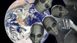 Are Aliens Spying On Us?