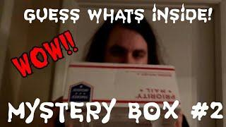 GUESS WHAT'S IN THE BOX! MYSTERY UNBOXING WITH ALEX HAUNTED OBJECTS, EQUIPMENT, ETC PART 2