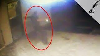 3 Chilling Paranormal Occurrences Caught on Camera