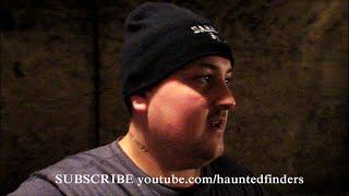 Haunted Finders Haunted Caves Break Toms Vlog