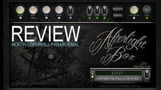 Afterlight Box Review - Ghost Voices - North Cornwall Paranormal