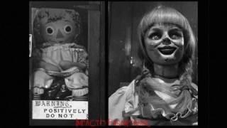 La historia de Annabelle
