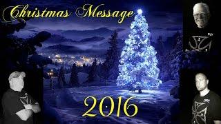 S.C.P.I. Christmas Message | Updated...