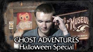 Ghost Adventures: Halloween Special (my thoughts)