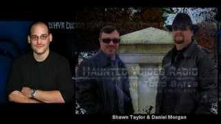 Haunted Voices Interview June 12th 2013