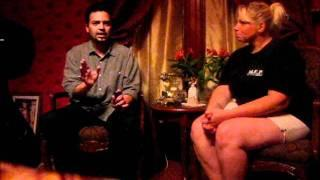 USA Paranormal Radio Live Interview Haunted Victorian Mansion