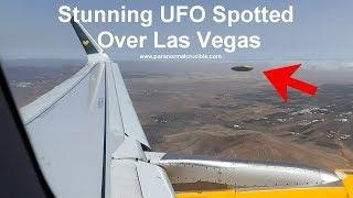 Stunning UFO Spotted Over Las Vegas
