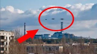 Aliens Saved Earth From Nuclear Meltdown Chernobyl and Fukushima