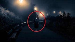 The Silent Whining Of A Huge Dark Ghost!! Real Documentary 2017