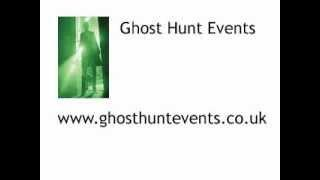 Real ghost voice EVP recorded at Red Lion Hotel, Colchester ghost hunt