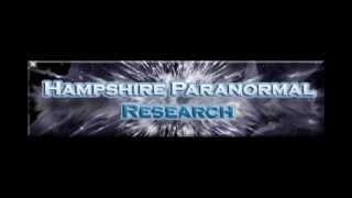 Hampshire Paranormal Research Genuine spirit contact at St Aldhelms.avi