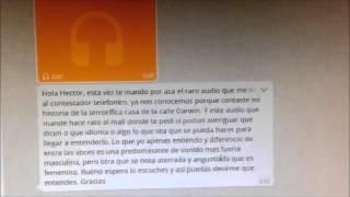 #GritoPop | EXTRAÑOS SUCESOS PARANORMALES QUE RODEAN A UN MENSAJE TELEFONICO