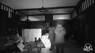 Paranormal Investigators Frightened on Location