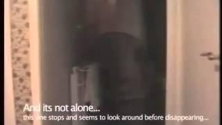 Ghost Sighting filmed in Bedroom