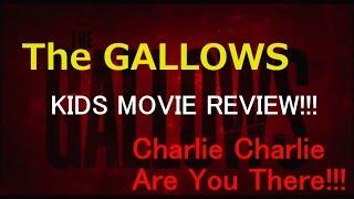 The Gallows Movie Review