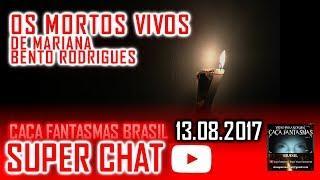 Superchat Caça Fantasmas Brasil com Rosa Maria Jaques e João Tocchetto