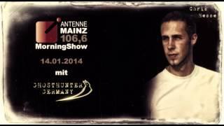 Geisterjäger - Antenne Mainz Morning-Show 14.01.2014