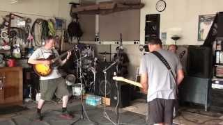 GLEN ROYER AN BAND HAUNTED HIGHWAY REHEARSAL 2014