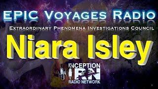 Niara Isley - Alien Intruders - EPIC Voyagers Radio