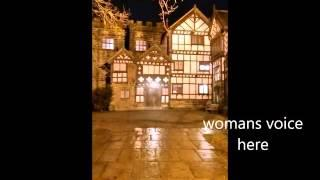 TURTON TOWER VIDEO 3 HAUNTED HALL EVPS 20TH FEB WORSLEY PARANORMAL