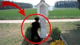 5 Grabaciones de Fantasmas Suicidas Reales