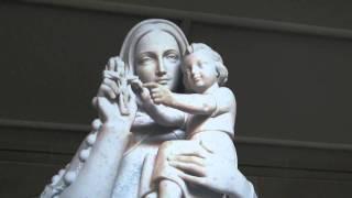 Mary Queen of Heaven Mausoleum - Evp Video