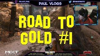 Road To Gold #1 (COD WW2 Ranked Play)