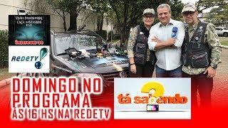 Caça Fantasmas Brasil Visão Paranormal no Programa Tá Sabendo? da RedeTV