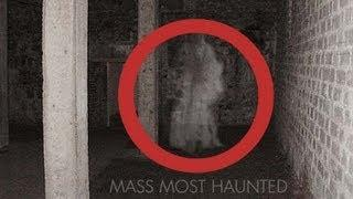 Ghost Hunters Investigate Paranormal Activity At Haunted Stone Mill Basement GHOST EVP 03