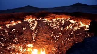 Η πύλη της κολάσεως είναι στο Τουρκμενιστάν.Φοβερό βίντεο.
