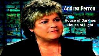 "Andrea Perron, Author | ""House of Darkness House of Light"" Shares Exciting News"