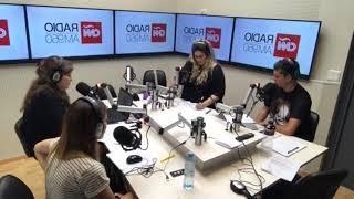 "CNN RADIO ARGENTINA AM 950 |  ""Mitos sobre el Mate"" Con Romina Pereiro Nutricionista"