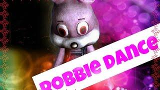 Creepy Robbie dance dance
