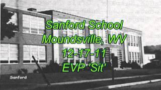 WVPI @ Sanford School  12-17-11 EVP 'Sit'