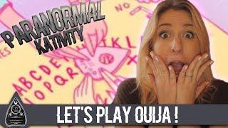 Let's Play OUIJA! ...& color my hair pink