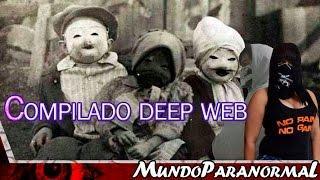 Compilado - Imagens da deep web