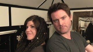 Hangout Vlog with Matt Lande - Random Awkwardness and the Paranormal