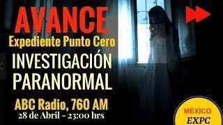 #PuntoCero I Investigación de Fenómenos Paranormales en México: ANTONIO ZAMUDIO.