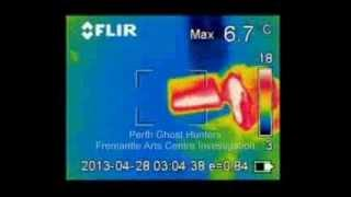 Whats that Thing EVP Fremantle Arts Centre Perth Ghost Hunters