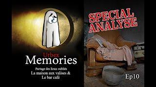 Paranormal Memories - BONUS enquête La maison aux valises & le bar café - EP10 SPECIAL ANALYSE AUDIO