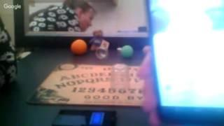 LIVE OUIJA BOARD SESSION WITH PETER ENDING WITH EGG ROULETTE