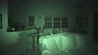 Real Ghost Light Anomaly Caught on Film at Home
