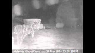 Outdoor Spirit Cam 1 catches the paranormal