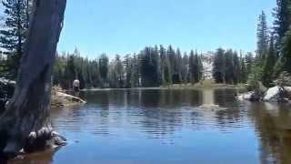 "Five Lakes Granite Chief Wilderness - Part 6 ""Lake #2"""