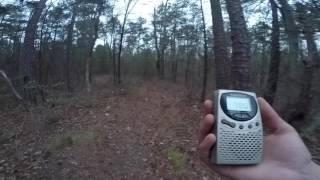 Devils Tramping Ground Spirit Box Session North Carolina Legends Creepy Spooky Place