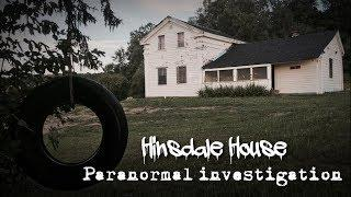 The Hinsdale House in New York - Virginia Paranormal Investigations
