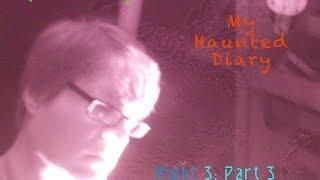 MY HAUNTED DIARY -- Queen Mary Ship Night 3of3 Paranormal Ghost
