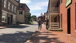 Harpers Ferry West Virginia Time Lapse 2