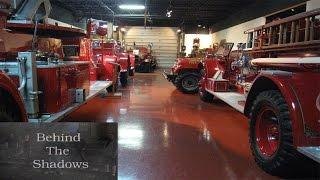 Behind the Shadows: Mansfield Firemans Museum