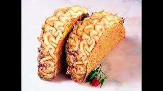 EATING BRAIN TACOS ( WORST TASTE EVER )